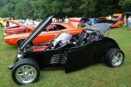 17th Annual Standing Stone State Park Car Show