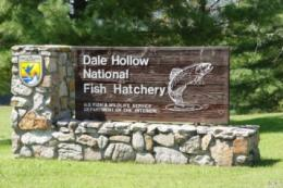 Dale Hollow National Fish Hatchery