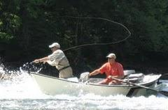 Southeastern Fly Guided Drift Boat Fishing